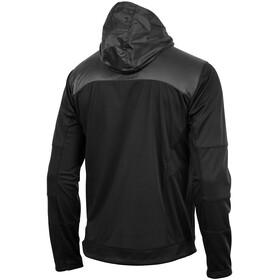 2XU Heat Membrane Hooded Jacket Men black/black